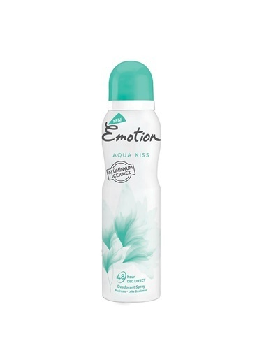 Emotion Emotion Aqua Kıss Bayan Deodorant 150 Ml Renksiz